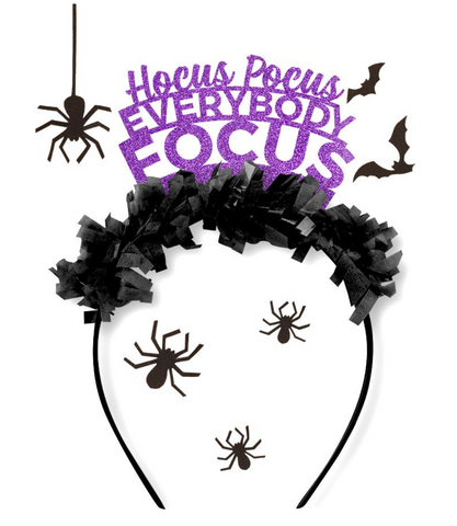 Halloween Party Crown for Teachers | Classroom Management Tools