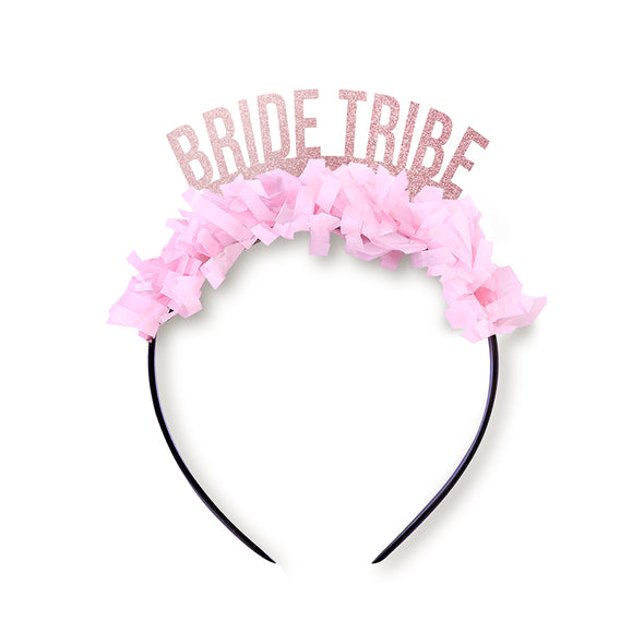 Bride Tribe Party Crown
