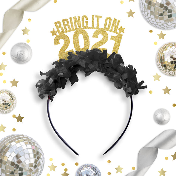 Bring it on 2021 NYE Party Crown