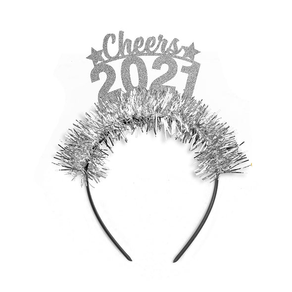 Cheers 2021 NYE Party Crown