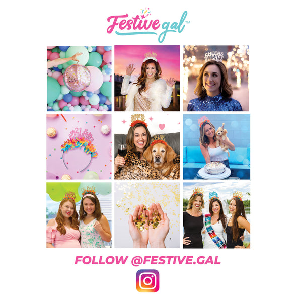 Follow Festive Gal on Instagram at @Festive.Gal