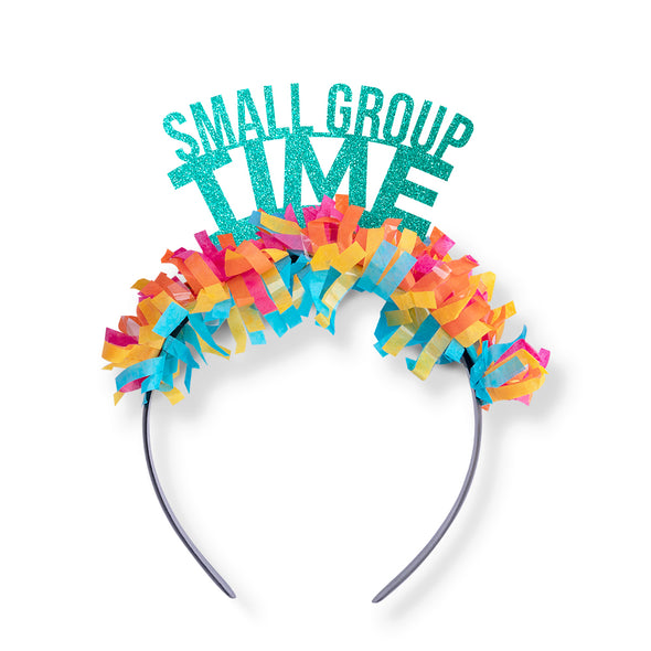Small Group Time Crown