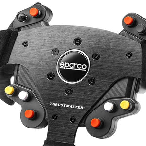 Thrustmaster Rally Wheel Add-On Sparco® R383 Mod - Sim Belgium : Simulateur voiture