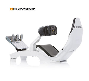 PLAYSEAT® F1 BLANC - Sim Belgium : Simulateur voiture