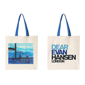 DEAR EVAN HANSEN London Fan Art Tote