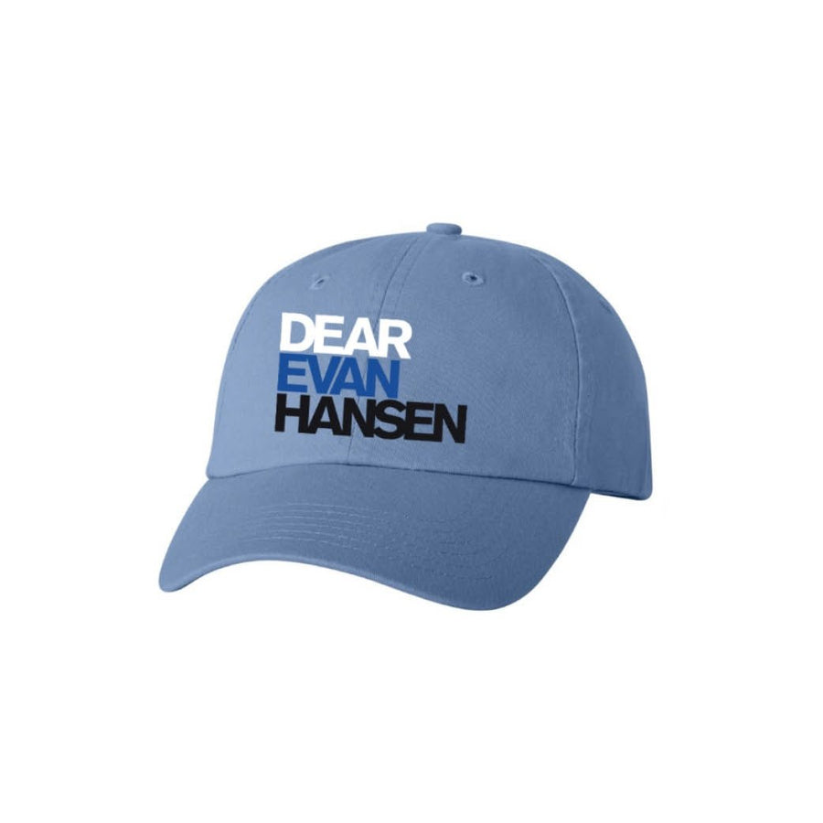 DEAR EVAN HANSEN Blue Baseball Cap