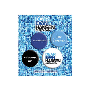 DEAR EVAN HANSEN Button Set