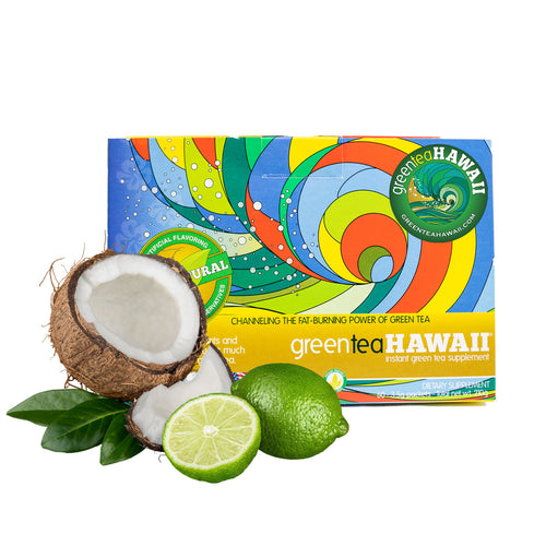 greenteaHAWAII-coconut-lime
