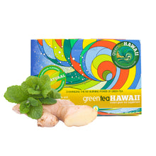Load image into Gallery viewer, greenteaHAWAII Ginger Mint (60ct)