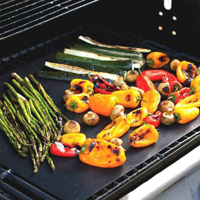 BBQ Grill Cooking Mats (3 Pack)