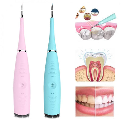 IvoryOral - Ultrasonic Tooth Cleaner