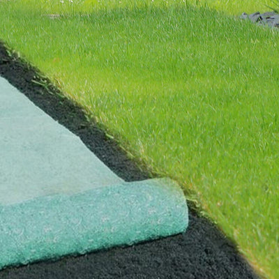 Biodegradable Grass Seed Mat