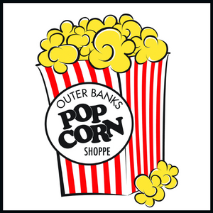 OUTER BANKS POPCORN SHOPPE | DUCK AND COROLLA