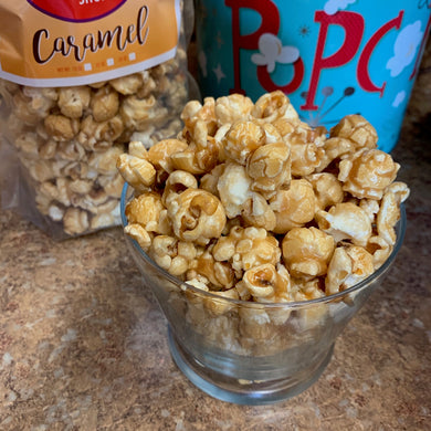 CARAMEL | OBX POPCORN IS A DELICIOUS WAY TO FUNDRAISE