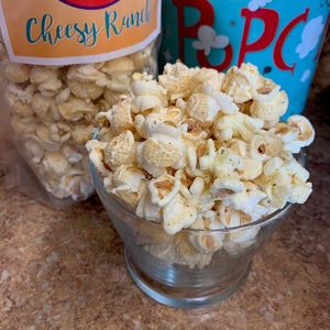 CHEESY RANCH | OBX POPCORN IS A DELICIOUS WAY TO FUNDRAISE