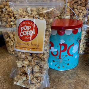CINNAMON TWIST | OBX POPCORN IS A DELICIOUS WAY TO FUNDRAISE