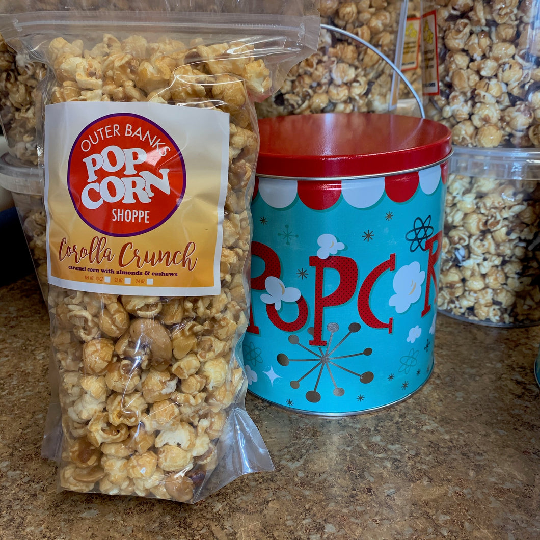 COROLLA CRUNCH  | OBX POPCORN IS A DELICIOUS WAY TO FUNDRAISE