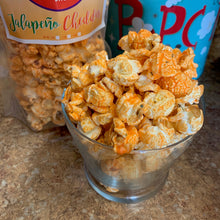 Load image into Gallery viewer, JALAPENO CHEDDAR | OBX POPCORN IS A DELICIOUS WAY TO FUNDRAISE