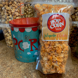 JALAPENO CHEDDAR | OBX POPCORN IS A DELICIOUS WAY TO FUNDRAISE