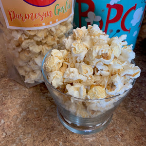 PARMESAN GARLIC | OBX POPCORN IS A DELICIOUS WAY TO FUNDRAISE
