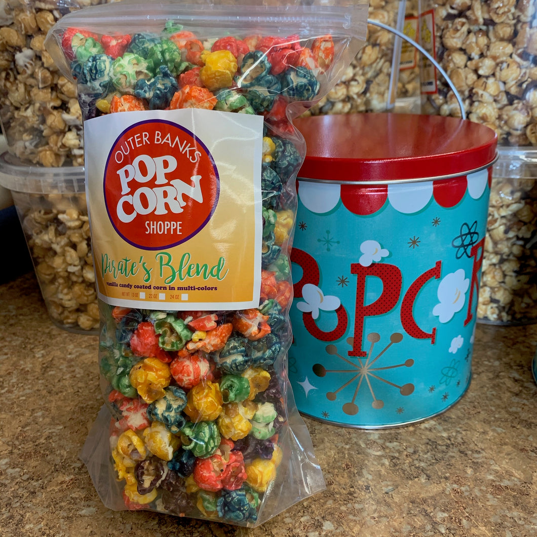 PIRATE'S BLEND | OBX POPCORN IS A DELICIOUS WAY TO FUNDRAISE