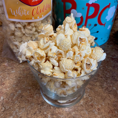 WHITE CHEDDAR | OBX POPCORN IS A DELICIOUS WAY TO FUNDRAISE