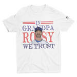 White Grandpa Rossy Cubs Shirt