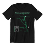 CTA Green Line St. Patrick's Day Shirt