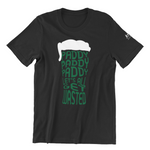 Black St. Patrick's Day shirt with Green Beer