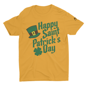 Gold St. Patrick's Day T-shirt