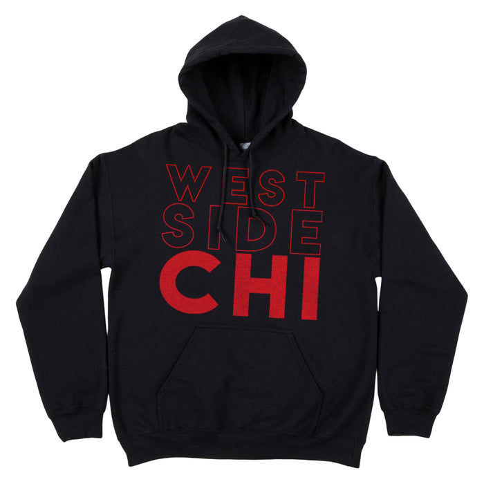 West Side Chicago Unisex Hoodie