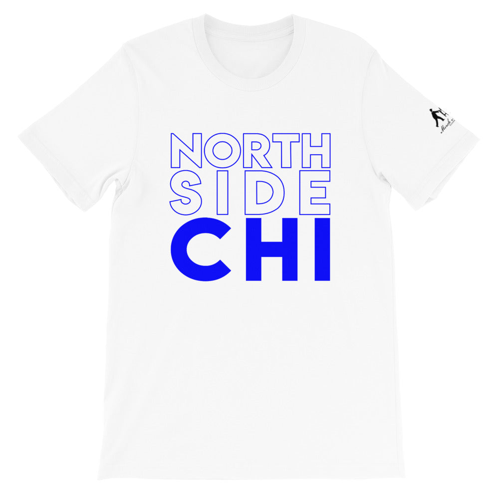 North Side Chicago Short-Sleeve Unisex T-Shirt