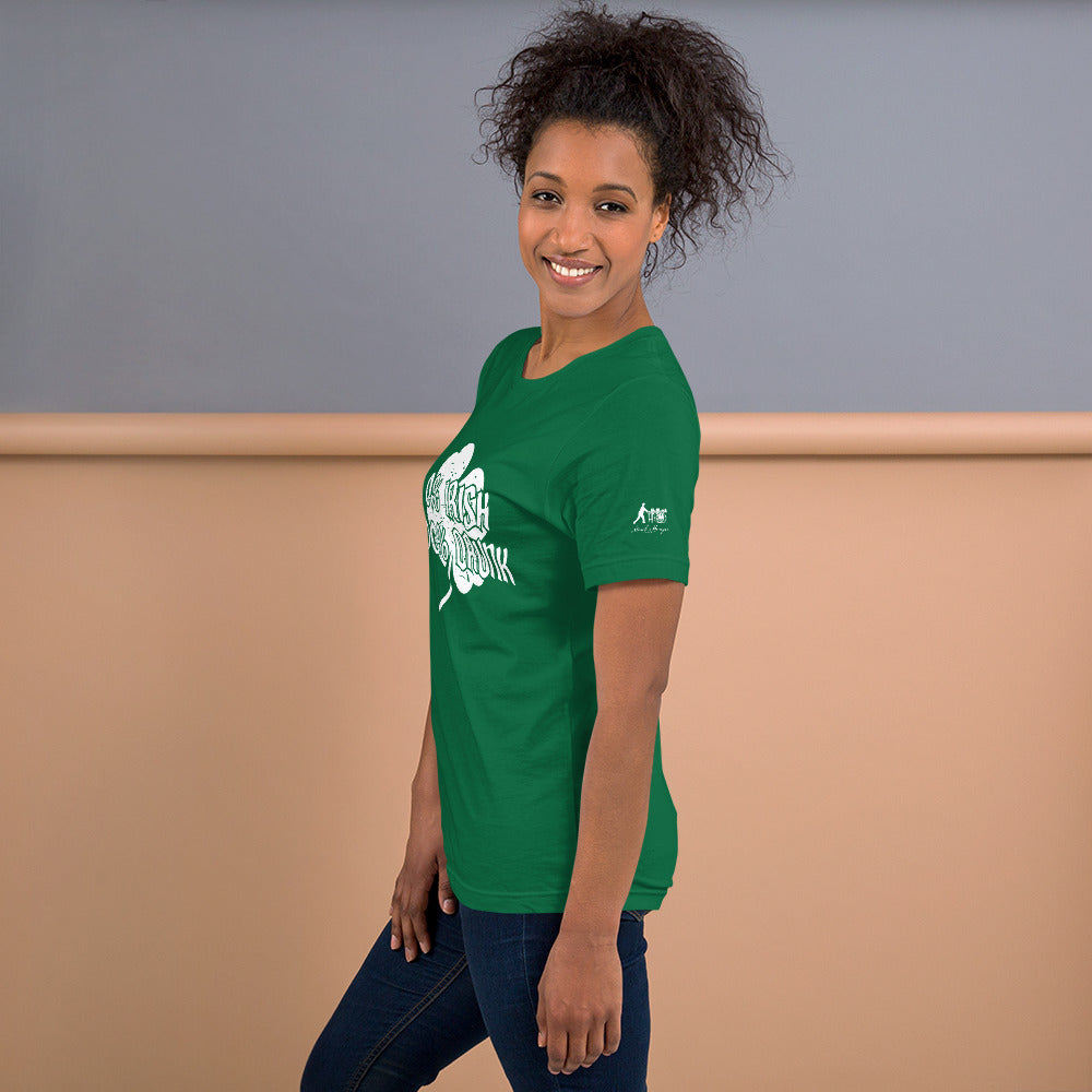 0% Irish Short-Sleeve Unisex T-Shirt