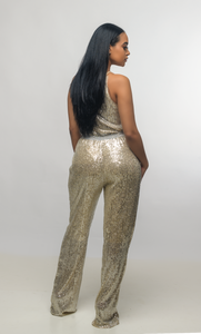 Sequin Party Pants