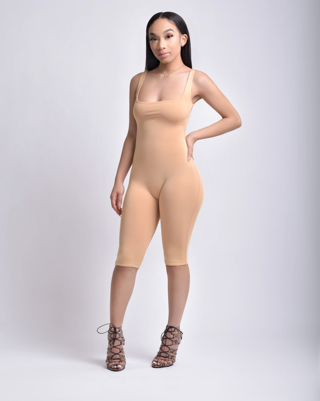 Nude To You Bodysuit
