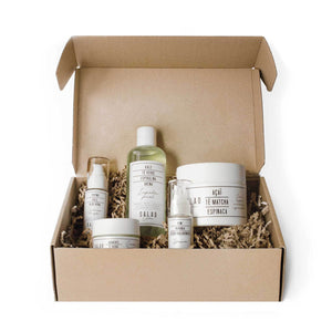 "Natural ""Green Beauty"" Face & Body Pack by Salad Code"