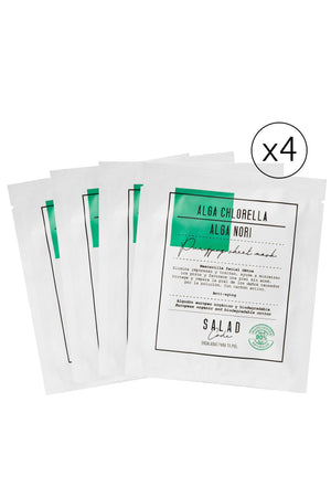 Natural Purifying Intensive Masks Pack by Salad Code