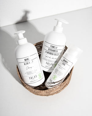 """GREEN BEAUTY"" SHOWER PACK"