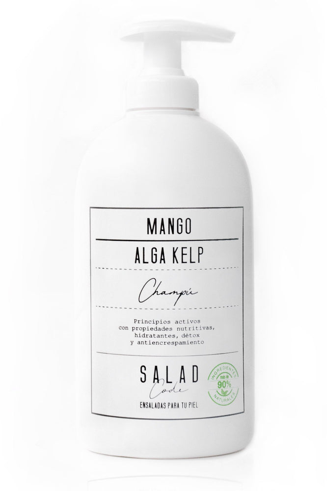 Nourishing Shampoo by Salad Code