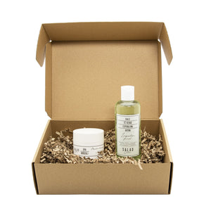 "Natural Pack ""Green beauty"" Makeup Remover by Salad Code"