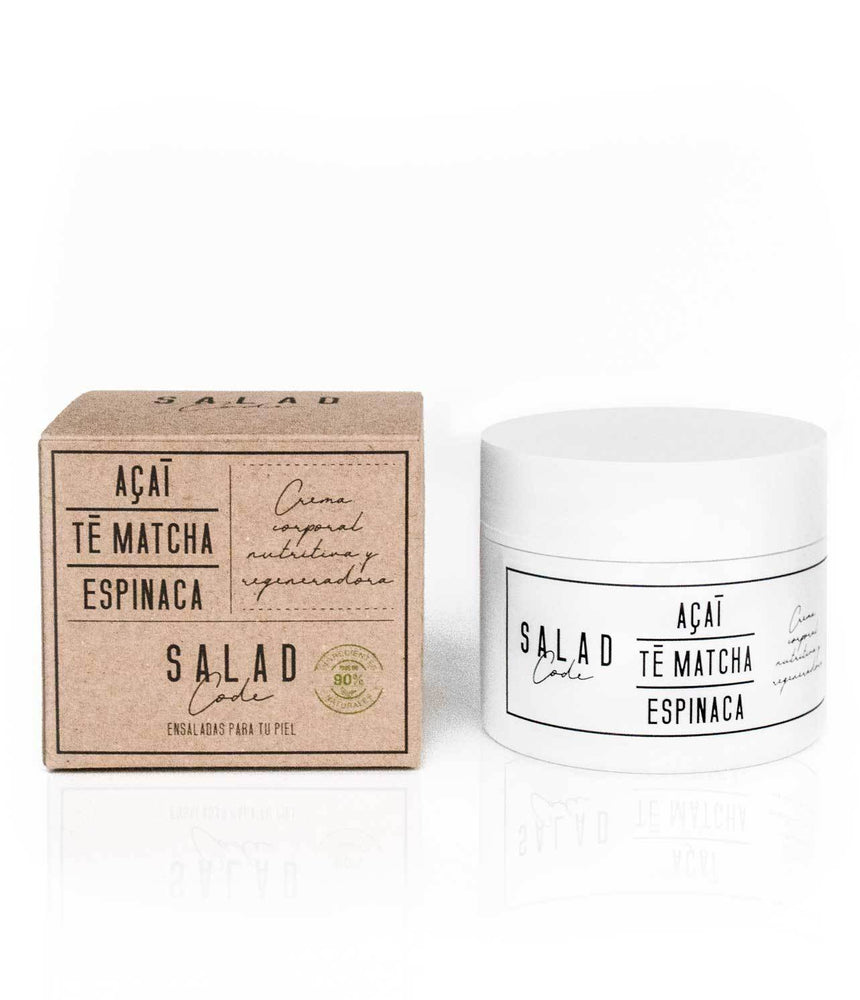Nourishing & Regenerating Body Cream by Salad Code
