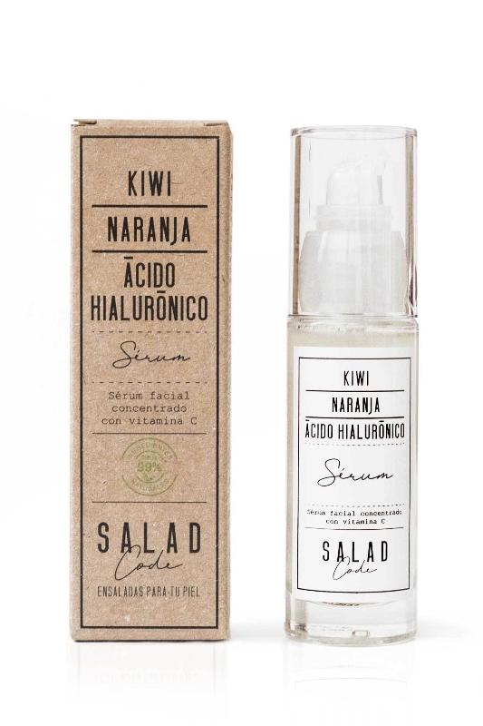 Natural Concentrated Facial Serum by Salad Code