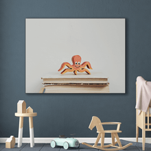 Load image into Gallery viewer, Wooden toy : Four