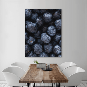 Blueberries : Four