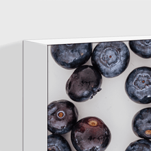 Load image into Gallery viewer, Blueberries 1 - white frame color