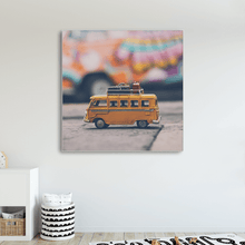 Load image into Gallery viewer, Yellow bus : Four