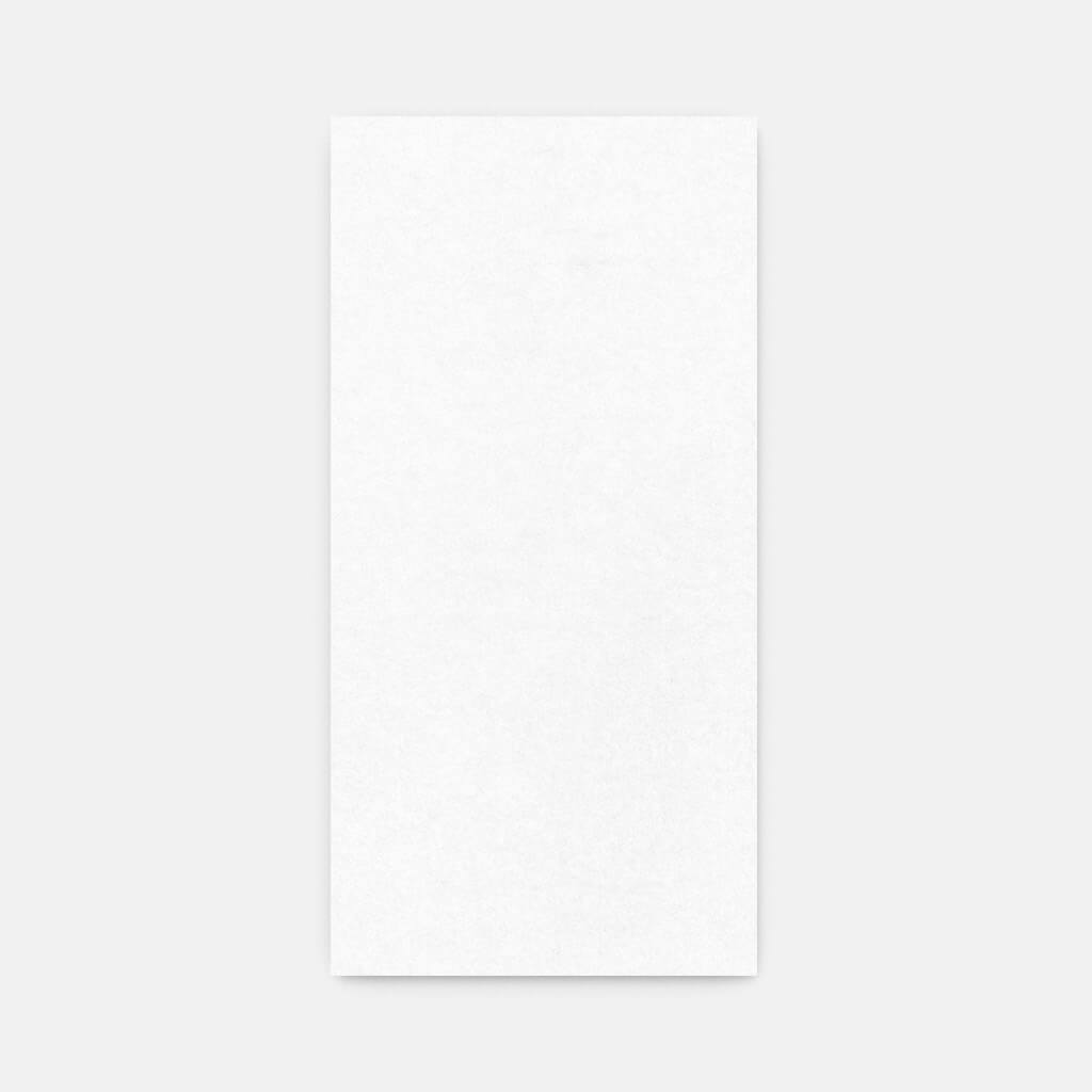 Plain white panel : 24mm