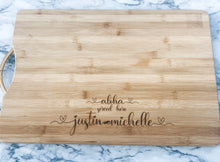 Load image into Gallery viewer, Flirty Aloha Cutting Board