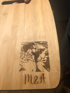 Bamboo Cutting Boards With Pictures