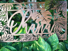Load image into Gallery viewer, 'Ohana Sign